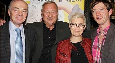 """Teampräsentation zur deutschsprachigen Erstaufführung der Operette """"Polnische Hochzeit"""""""